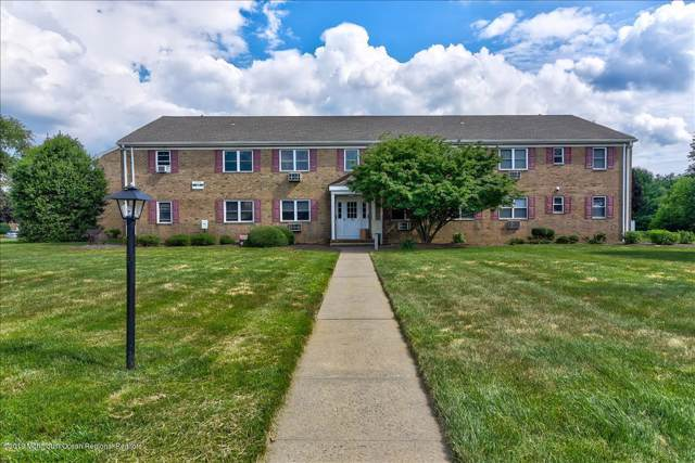 110 Stonehurst Boulevard A, Freehold, NJ 07728 (MLS #21945713) :: The MEEHAN Group of RE/MAX New Beginnings Realty