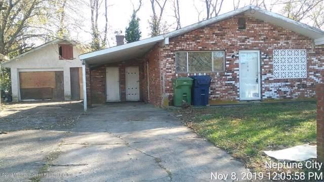 106 Belmar Avenue, Neptune Township, NJ 07753 (MLS #21945758) :: The Sikora Group