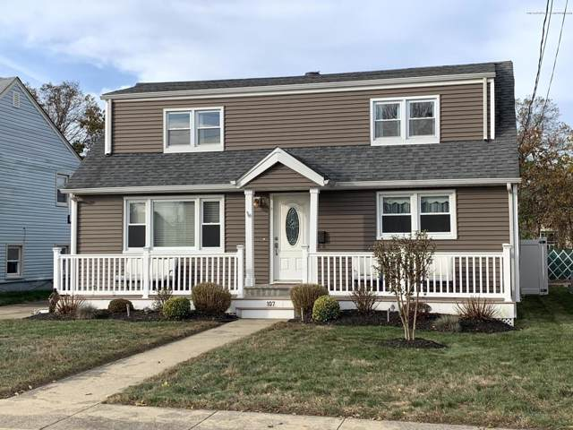 107 Griffiths Avenue, Point Pleasant Beach, NJ 08742 (MLS #21945759) :: The Dekanski Home Selling Team