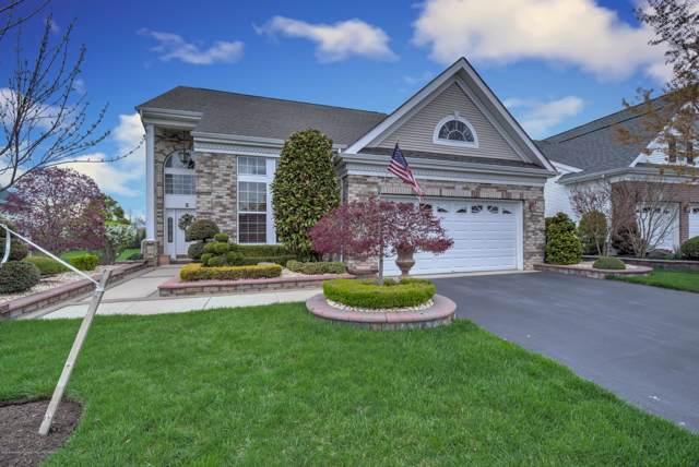 29 Wintergreen Drive, Manalapan, NJ 07726 (MLS #21945766) :: William Hagan Group