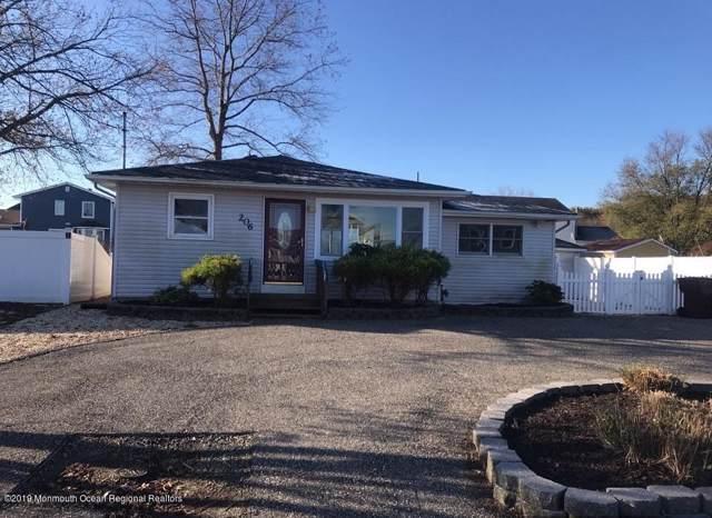206 Teakwood Drive, Bayville, NJ 08721 (MLS #21945774) :: The Sikora Group