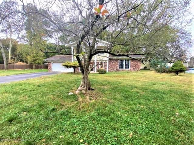 406 Oak Tree Road, Freehold, NJ 07728 (MLS #21945922) :: The CG Group | RE/MAX Real Estate, LTD
