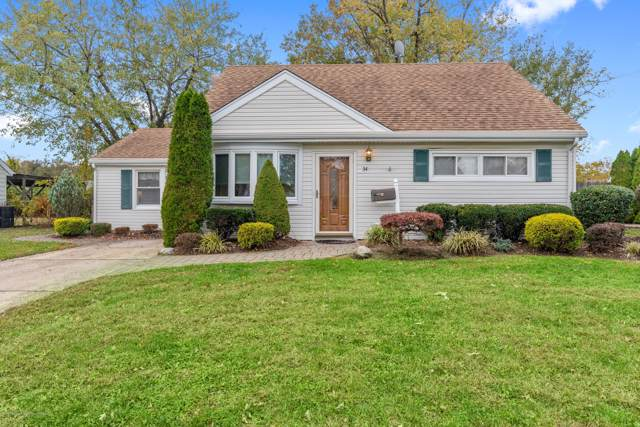 34 Buttonwood Place, Hazlet, NJ 07730 (MLS #21946029) :: The MEEHAN Group of RE/MAX New Beginnings Realty