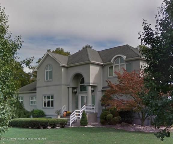 10 Bordeaux Lane, Holmdel, NJ 07733 (MLS #21946073) :: The Sikora Group
