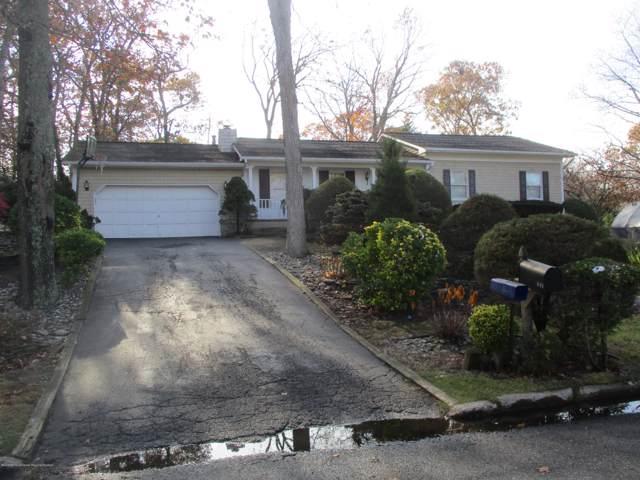 943 Birch Drive, Brielle, NJ 08730 (MLS #21946103) :: The Sikora Group
