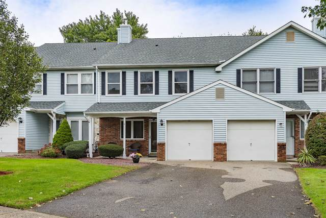 9 Rose Manor Court #104, Brick, NJ 08723 (MLS #21946192) :: The MEEHAN Group of RE/MAX New Beginnings Realty