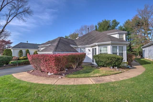 70 Hazel Drive, Freehold, NJ 07728 (MLS #21946242) :: The Sikora Group