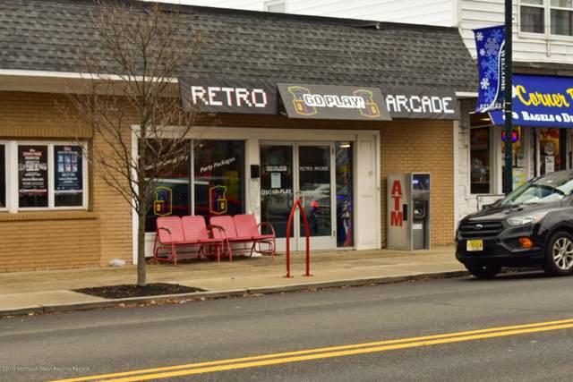 1102 Main Street, Belmar, NJ 07719 (MLS #21946306) :: The Sikora Group