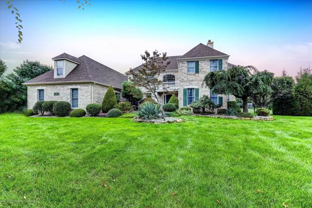 60 Rustic Way, Freehold, NJ 07728 (MLS #21946360) :: Vendrell Home Selling Team