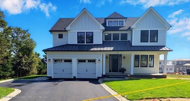 74 Portland Road, Highlands, NJ 07732 (MLS #21946396) :: Vendrell Home Selling Team
