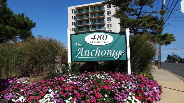 480 Ocean Avenue 1G, Long Branch, NJ 07740 (MLS #21946461) :: William Hagan Group