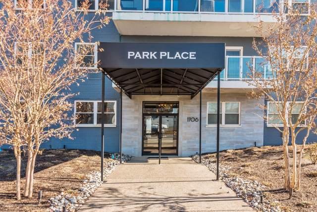 1706 Park Avenue 4D, Asbury Park, NJ 07712 (MLS #21946466) :: Vendrell Home Selling Team