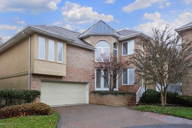 130 Mendham Court N130, Holmdel, NJ 07733 (MLS #21946468) :: Vendrell Home Selling Team