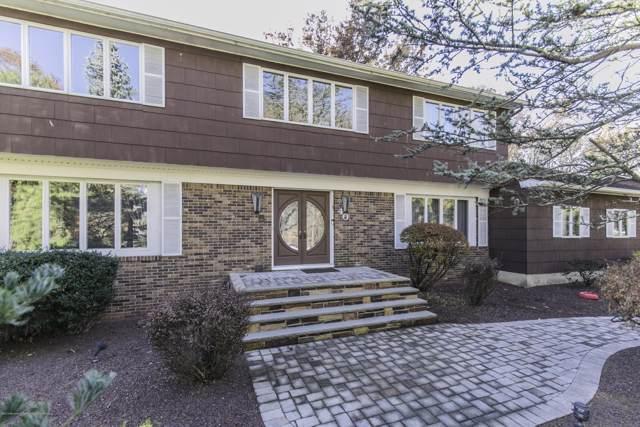 40 Ruby Drive, Morganville, NJ 07751 (MLS #21946951) :: The Sikora Group
