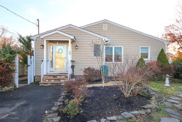 24 Monmouth Avenue, North Middletown, NJ 07748 (#21946995) :: The Force Group, Keller Williams Realty East Monmouth