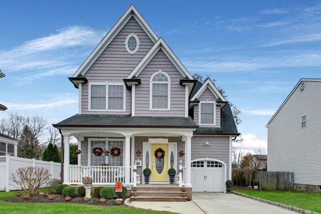 106 High Street, Eatontown, NJ 07724 (MLS #21947020) :: The Dekanski Home Selling Team