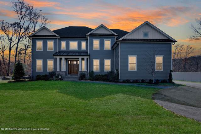 3111 Allaire Road, Wall, NJ 07719 (MLS #21947293) :: The Sikora Group