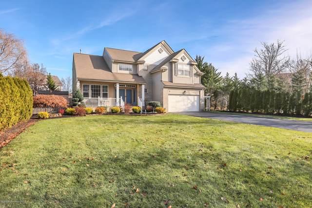 17 Reddington Drive, Matawan, NJ 07747 (MLS #21947377) :: William Hagan Group