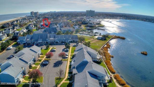 100 Seaview Avenue 8A, Monmouth Beach, NJ 07750 (MLS #21947430) :: The Sikora Group