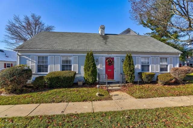 527C Terry Lane 527C, Monroe, NJ 08831 (MLS #21947477) :: William Hagan Group