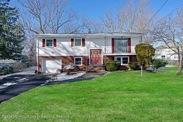 17 Burdge Drive, Howell, NJ 07731 (MLS #21947484) :: The Sikora Group