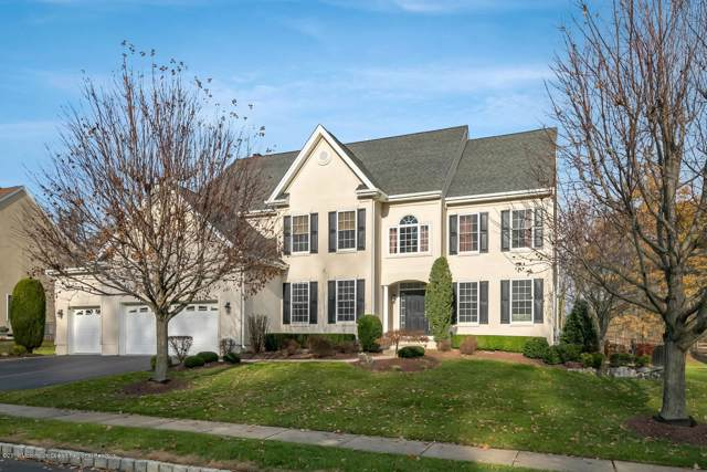 67 Hedgerow Lane, Manalapan, NJ 07726 (MLS #21947586) :: The Sikora Group