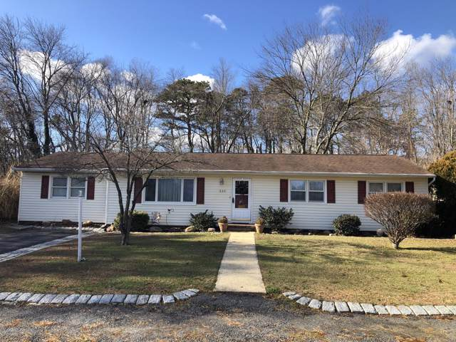 250 Emerald Drive, Brick, NJ 08723 (#21947600) :: Daunno Realty Services, LLC