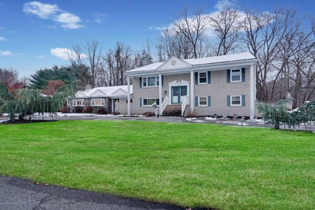 7 Hamiltonian Drive, Red Bank, NJ 07701 (MLS #21947666) :: William Hagan Group