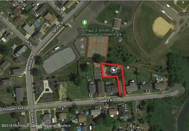 423 Prospect Avenue, Union Beach, NJ 07735 (#21947838) :: Daunno Realty Services, LLC