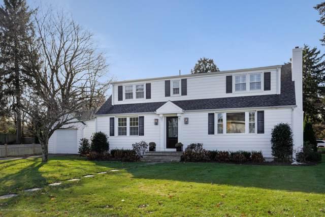 166 N Lovett Avenue, Little Silver, NJ 07739 (MLS #21947850) :: William Hagan Group