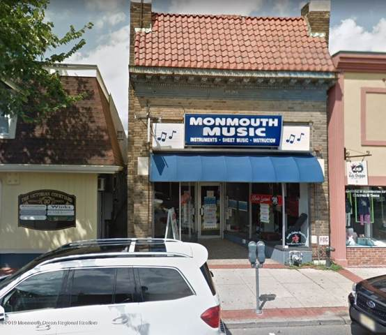 30 Monmouth Street, Red Bank, NJ 07701 (MLS #21947891) :: William Hagan Group