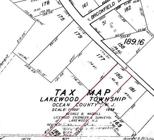 258 Joe Parker Road, Lakewood, NJ 08701 (MLS #21947991) :: The MEEHAN Group of RE/MAX New Beginnings Realty