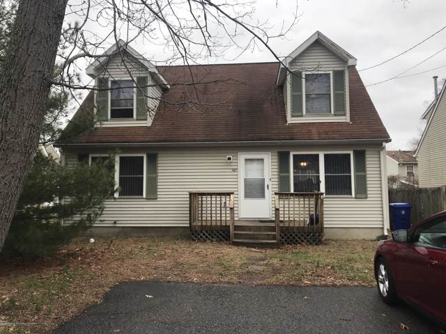 147 Bay Terrace, Toms River, NJ 08753 (MLS #21947995) :: The MEEHAN Group of RE/MAX New Beginnings Realty
