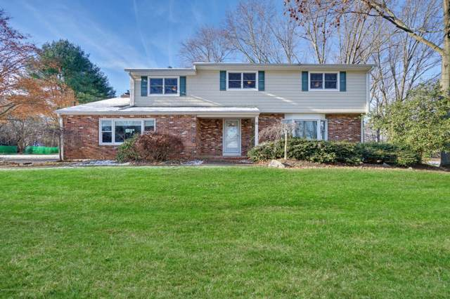 16 Maplecrest Lane, Colts Neck, NJ 07722 (MLS #21948297) :: Vendrell Home Selling Team