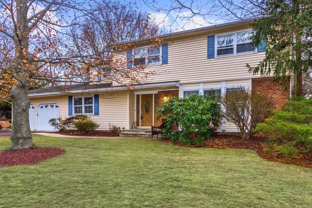 51 Church Road, Morganville, NJ 07751 (MLS #21948313) :: The MEEHAN Group of RE/MAX New Beginnings Realty