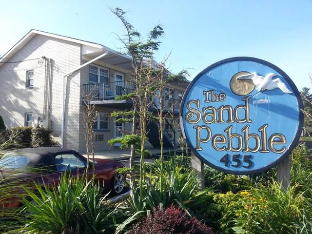 455 Ocean Boulevard #5, Long Branch, NJ 07740 (MLS #21948571) :: William Hagan Group