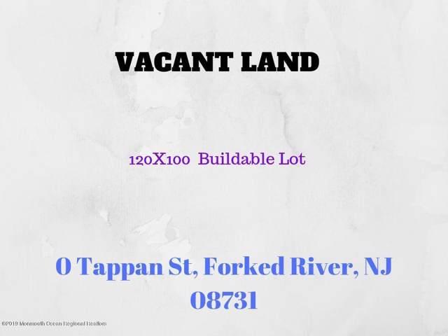 0 Tappan Street, Forked River, NJ 08731 (MLS #21948666) :: William Hagan Group