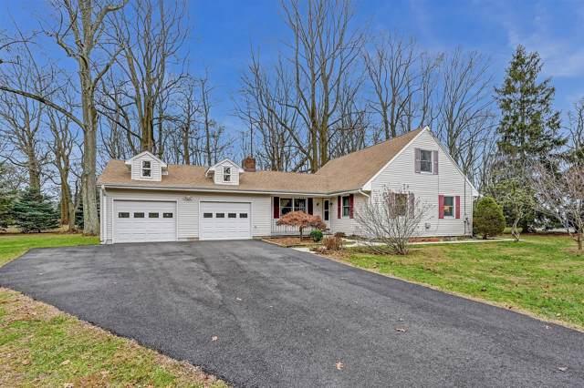 12 White Birch Lane, Holmdel, NJ 07733 (MLS #21948785) :: The Sikora Group