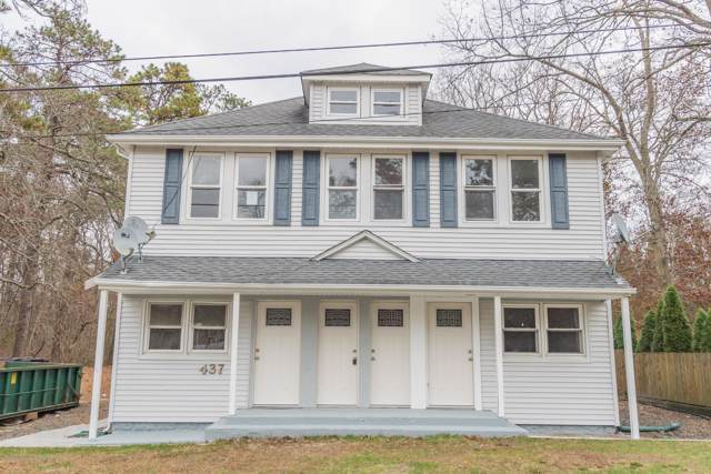 437 Wheaton Avenue, Bayville, NJ 08721 (MLS #21948812) :: The MEEHAN Group of RE/MAX New Beginnings Realty