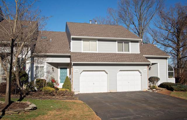 1328 Meadowbrook Court 61B, Toms River, NJ 08753 (MLS #21948844) :: The MEEHAN Group of RE/MAX New Beginnings Realty