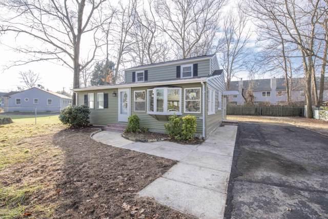 707 Barberry Drive, Brick, NJ 08723 (MLS #21948892) :: The Dekanski Home Selling Team