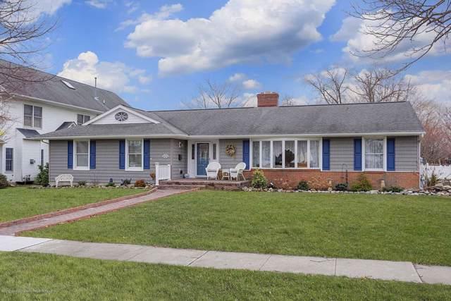 425 Atlantic Avenue, Spring Lake, NJ 07762 (MLS #21949026) :: Vendrell Home Selling Team