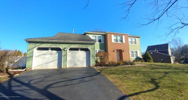 53 Cannonade Drive, Marlboro, NJ 07746 (MLS #21949067) :: The MEEHAN Group of RE/MAX New Beginnings Realty