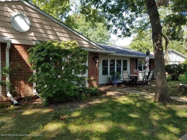 592B Lake Point Drive #1002, Lakewood, NJ 08701 (MLS #21949153) :: William Hagan Group