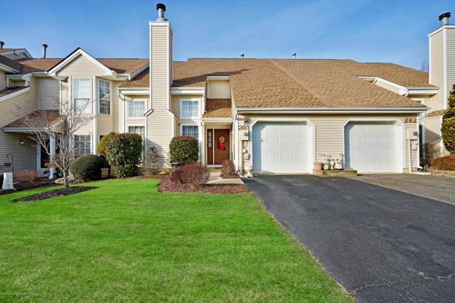 283 Lilac Lane, Freehold, NJ 07728 (MLS #21949226) :: The MEEHAN Group of RE/MAX New Beginnings Realty