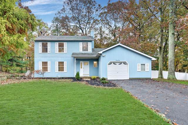 93 Hickory Hill Road, Jackson, NJ 08527 (MLS #22000247) :: The MEEHAN Group of RE/MAX New Beginnings Realty