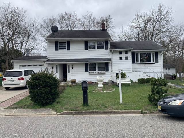 7 Hillview Drive, Neptune Township, NJ 07753 (MLS #22000717) :: The Premier Group NJ @ Re/Max Central