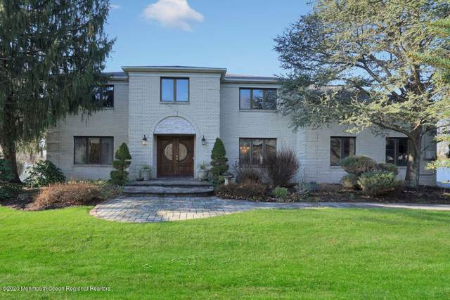 10 Candlelight Drive, Holmdel, NJ 07733 (MLS #22000808) :: William Hagan Group