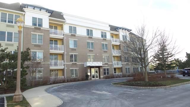 55 Melrose Terrace #414, Long Branch, NJ 07740 (MLS #22000818) :: Vendrell Home Selling Team