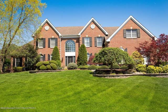 10 Round Hill Drive, Freehold, NJ 07728 (MLS #22000912) :: William Hagan Group